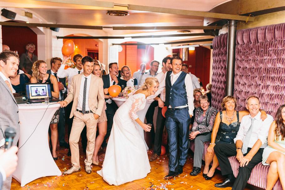 Bruidsfotografie Groningen | Prinsenhof & Stadsschouwburg