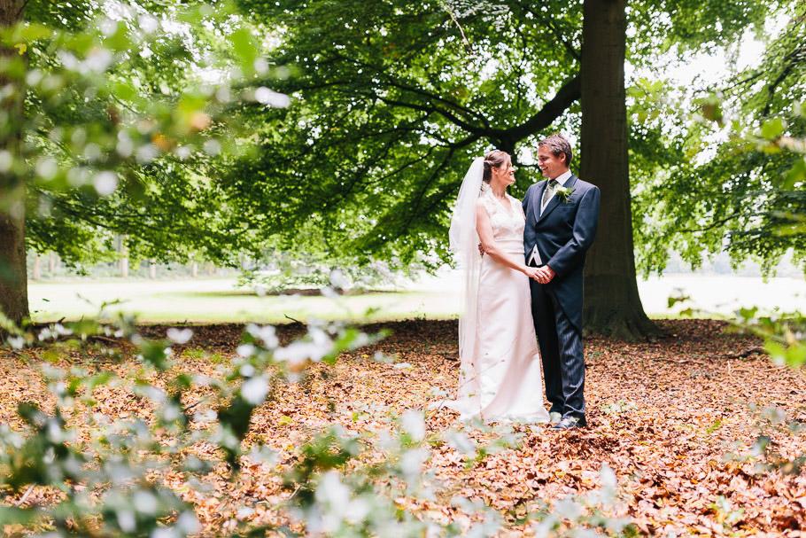 Bruidsfotografie Huis de Voorst