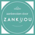 Aanbevolen door Zank You